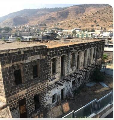 בניין טבריה לפני