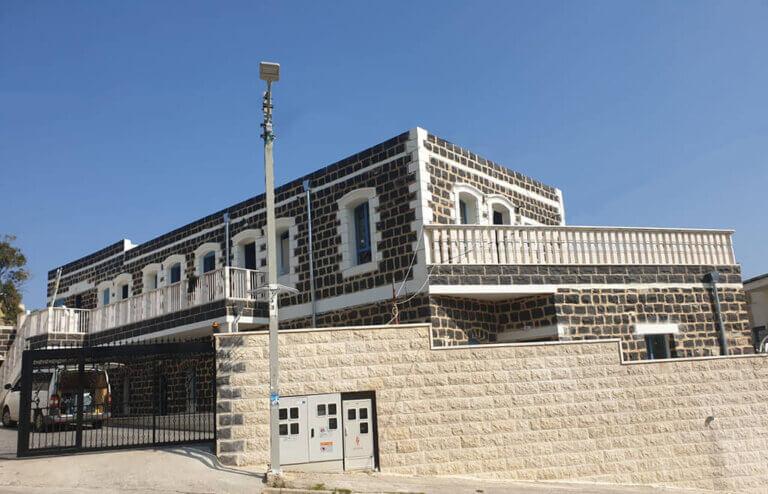 מבנה היסטורי בטבריה